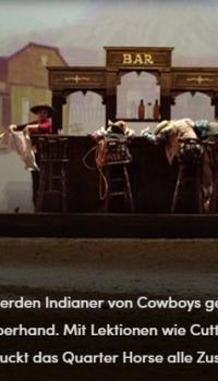 Betrunkene Cowboys